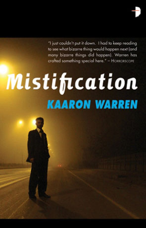 Mistification, a novel by Kaaron Warren