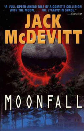 Moonfall, a novel by Jack McDevitt