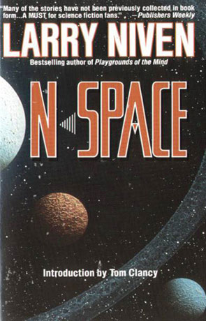 N-Space, a novel by Larry Niven