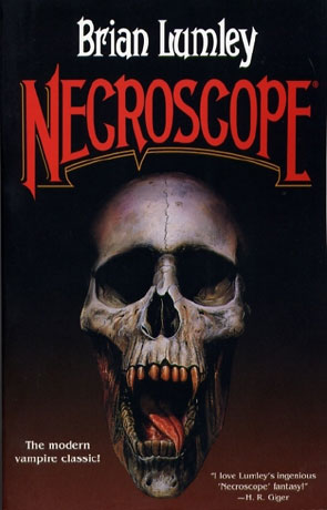 Necroscope, a novel by Brian Lumley
