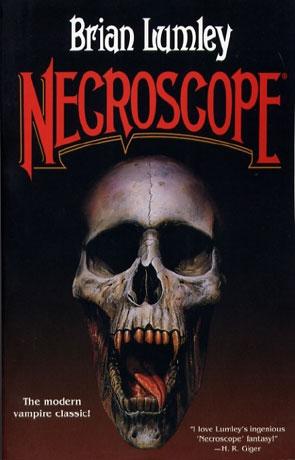 Necroscope, a novel by Brian Lumley