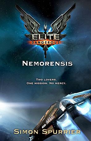 Elite - Nemorensis, a novel by Simon Spurrier