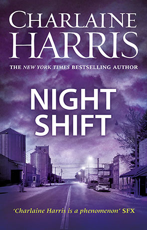 Night Shift, a novel by Charlaine Harris