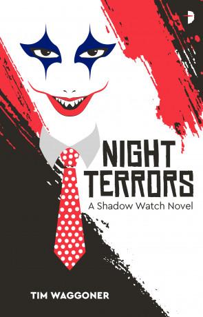 Night Terrors, a novel by Tim Waggoner