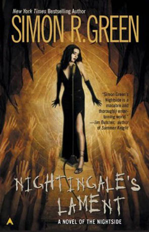 Nightingale's Lament, a novel by Simon R Green