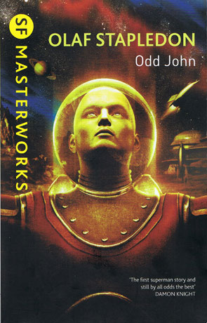 Odd John, a novel by Olaf Stapledon