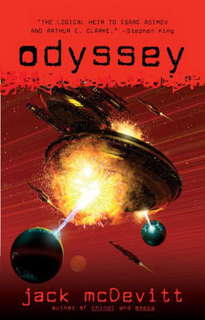 Odyssey, a novel by Jack McDevitt