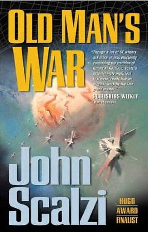 Old Man's War, a novel by John Scalzi