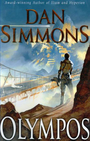 Olympos, a novel by Dan Simmons