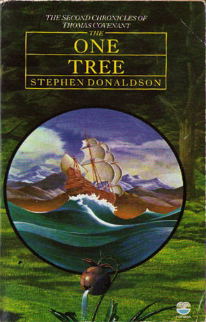 The One Tree, a novel by Stephen Donaldson