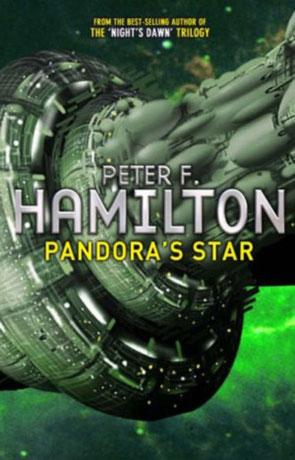 Pandora's Star, a novel by Peter F Hamilton