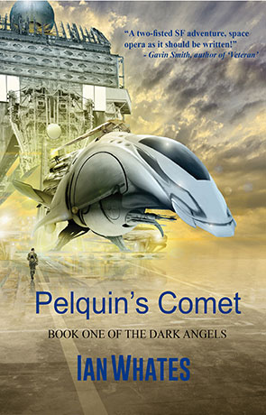 Pelquin's Comet, a novel by Ian Whates