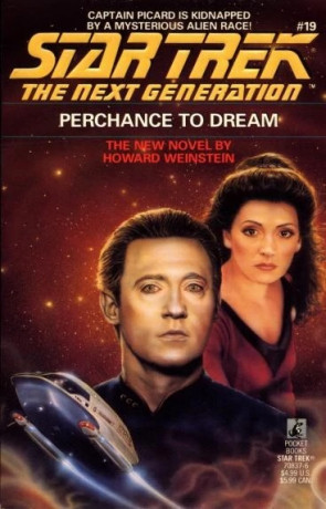 Perchance to Dream, a novel by Howard Weinstein