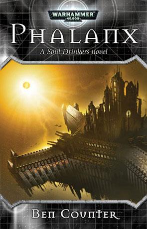 Phalanx, a novel by Ben Counter