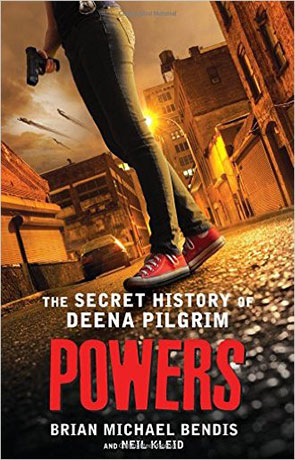 Powers, a novel by Brian Michael Bendis