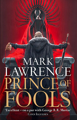 Prince of Fools, a novel by Mark Lawrence