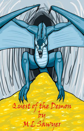 Quest of the Demon, a novel by ML Sawyer