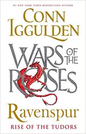 Ravenspur, a novel by Conn Iggulden