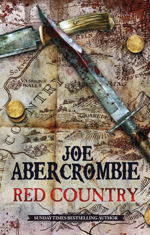 Red Country, a novel by Joe Abercrombie