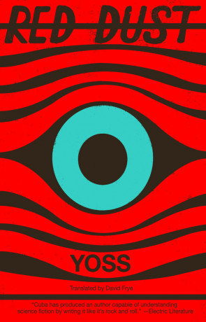 Red Dust, a novel by Yoss