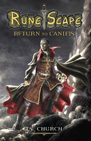 Return to Canifis, a novel by T S Church