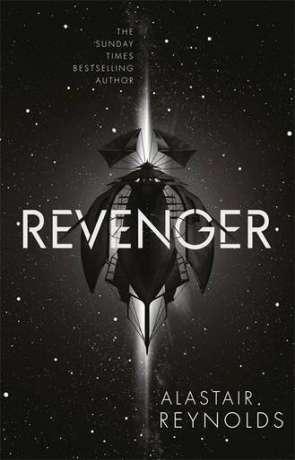 Revenger, a novel by Alastair Reynolds