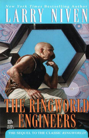 Ringworld Engineers, a novel by Larry Niven