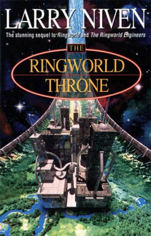 Ringworld Throne, a novel by Larry Niven