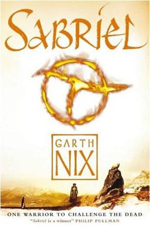 Sabriel, a novel by Garth Nix