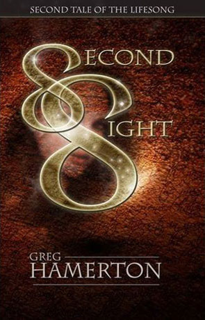 Second Sight, a novel by Greg Hamerton
