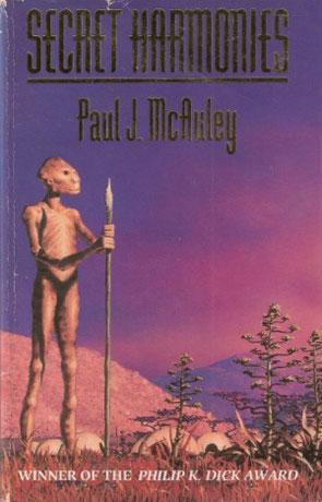 Secret Harmonies, a novel by Paul McAuley