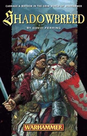 ShadowBreed, a novel by David Ferring
