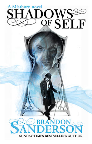 Shadows of Self, a novel by Brandon Sanderson