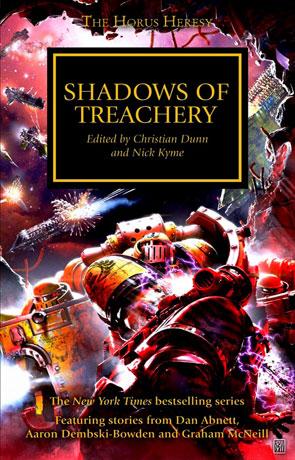 Shadows of Treachery, a novel by Christian Dunn