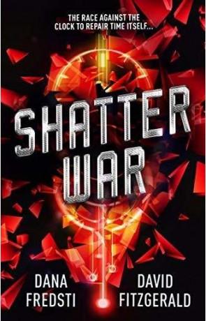 Shatter War, a novel by Dana Fredsti