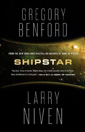 Shipstar, a novel by Gregory Benford