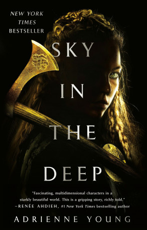 Sky in the Deep, a novel by Adrienne Young