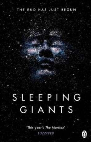 Sleeping Giants, a novel by Sylvain Neuvel