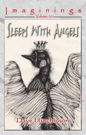 Sleeps with Angels, a novel by Dave Hutchinson