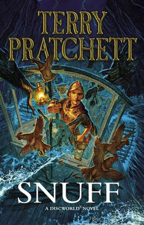 Snuff, a novel by Terry Pratchett