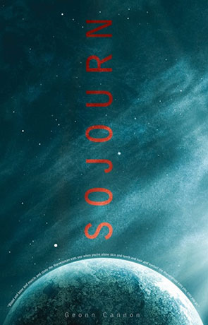 Sojourn, a novel by Geonn Cannon