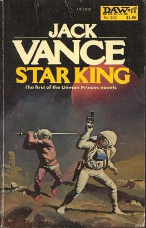 Star King, a novel by Jack Vance