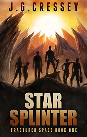 Star Splinter, a novel by John Cressey