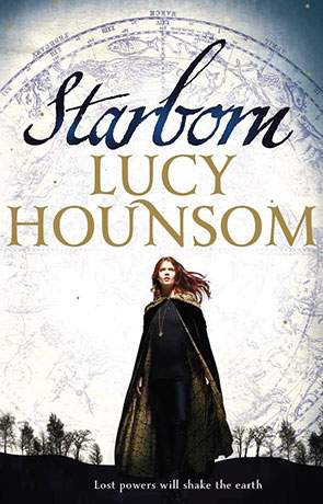 Starborn, a novel by Lucy Hounsom