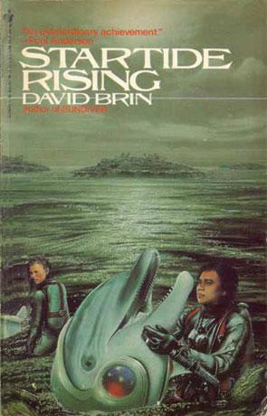 Startide Rising, a novel by David Brin