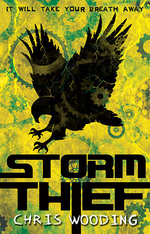 Storm Thief, a novel by Chris Wooding