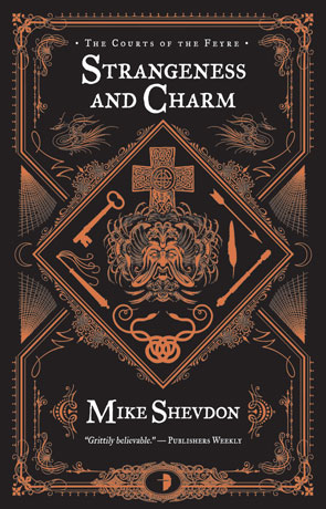 Strangeness and Charm, a novel by Mike Shevdon