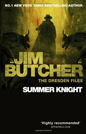Summer Knight, a novel by Jim Butcher