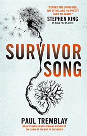 Survivor Song, a novel by Paul Tremblay