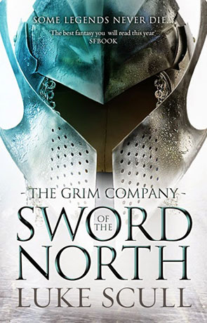 Sword of the North, a novel by Luke Scull